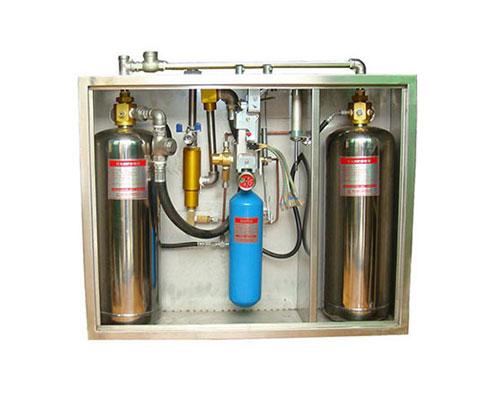 厨房自动灭火系统装置