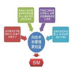 图1:BIM产生的市场需求背景
