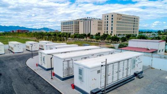 储能电站集装箱全氟己酮自动灭火系统