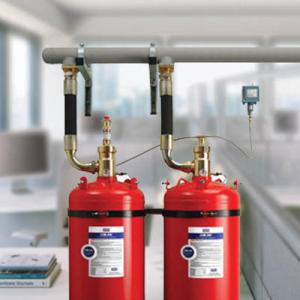 配电柜专用全氟己酮自动灭火